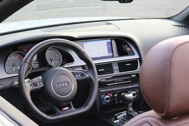 2014 Audi S5 Cabriolet Premium Plus Mooresville, North Carolina 8
