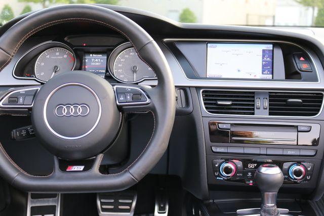 2014 Audi S5 Cabriolet Premium Plus Mooresville, North Carolina 9