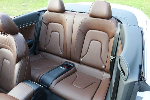 2014 Audi S5 Cabriolet Premium Plus Mooresville, North Carolina 21