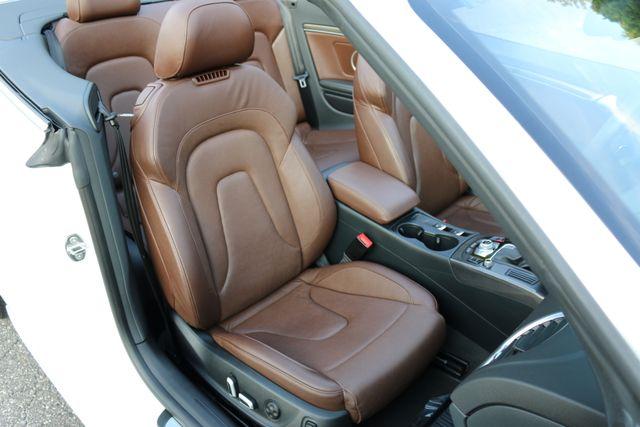 2014 Audi S5 Cabriolet Premium Plus Mooresville, North Carolina 36