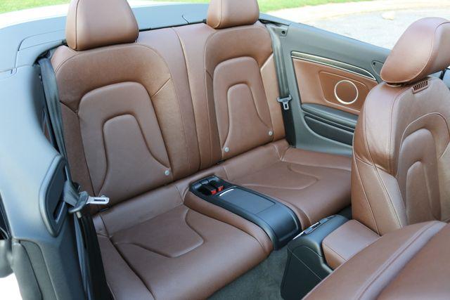 2014 Audi S5 Cabriolet Premium Plus Mooresville, North Carolina 40