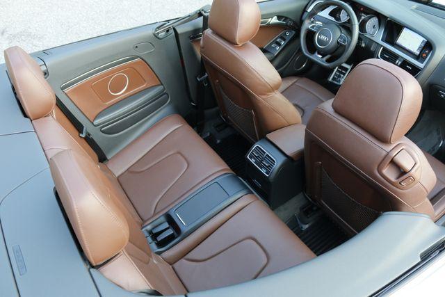 2014 Audi S5 Cabriolet Premium Plus Mooresville, North Carolina 41