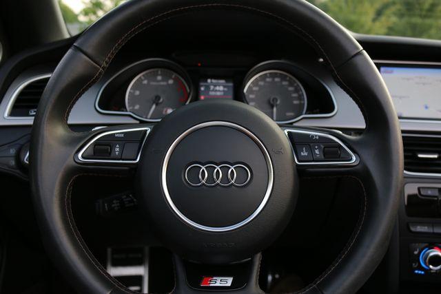 2014 Audi S5 Cabriolet Premium Plus Mooresville, North Carolina 45