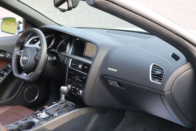 2014 Audi S5 Cabriolet Premium Plus Mooresville, North Carolina 28