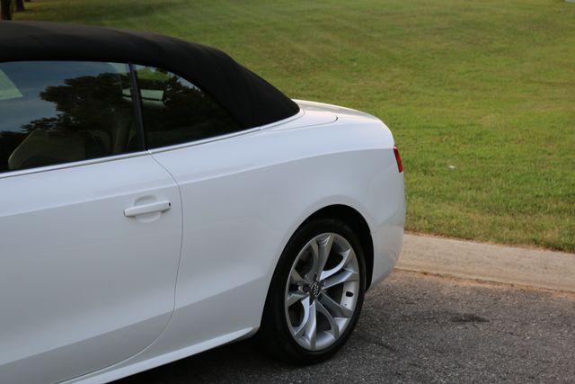 2014 Audi S5 Cabriolet Premium Plus Mooresville, North Carolina 88