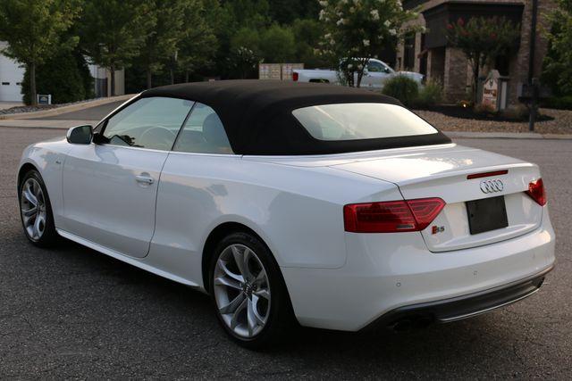 2014 Audi S5 Cabriolet Premium Plus Mooresville, North Carolina 89