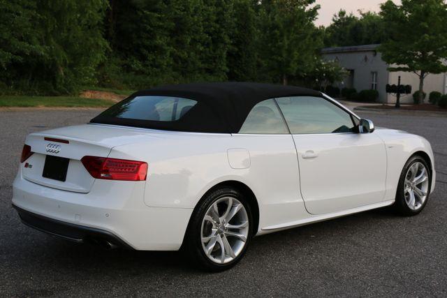 2014 Audi S5 Cabriolet Premium Plus Mooresville, North Carolina 93