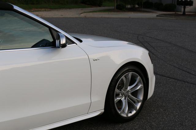 2014 Audi S5 Cabriolet Premium Plus Mooresville, North Carolina 95