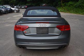 2014 Audi S5 Cabriolet Premium Plus Naugatuck, Connecticut 7
