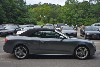 2014 Audi S5 Cabriolet Premium Plus Naugatuck, Connecticut 9