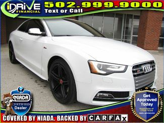 2014 Audi S5 Coupe Premium Plus | Louisville, Kentucky | iDrive Financial in Lousiville Kentucky