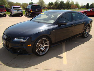 2014 Audi S7 Prestige Quattro Bettendorf, Iowa 24