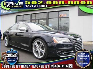 2014 Audi S8 Sedan 4D | Louisville, Kentucky | iDrive Financial in Lousiville Kentucky
