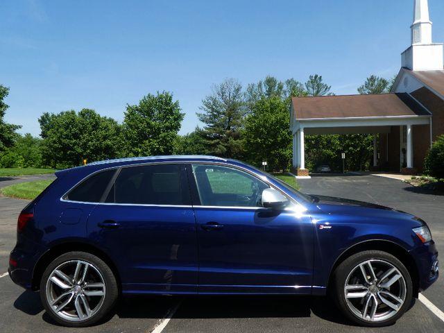 2014 Audi SQ5 Prestige Leesburg, Virginia 4