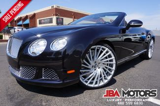 2014 Bentley Continental GT Convertible GTC | MESA, AZ | JBA MOTORS in Mesa AZ