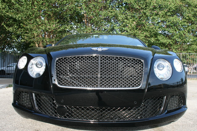 2014 Bentley Continental GTC  Speed Convertible Houston, Texas 0