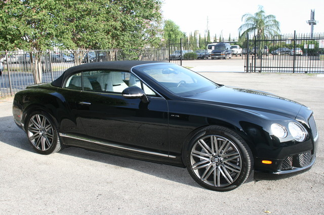 2014 Bentley Continental GTC  Speed Convertible Houston, Texas 1