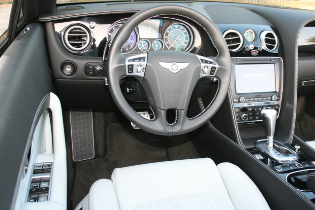 2014 Bentley Continental GTC  Speed Convertible Houston, Texas 15
