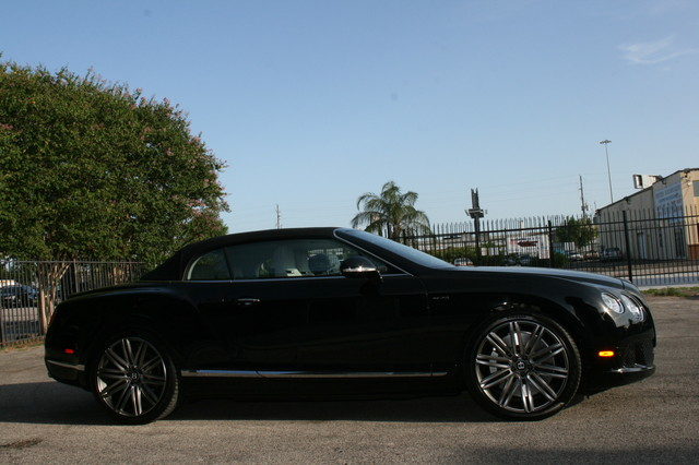 2014 Bentley Continental GTC  Speed Convertible Houston, Texas 2