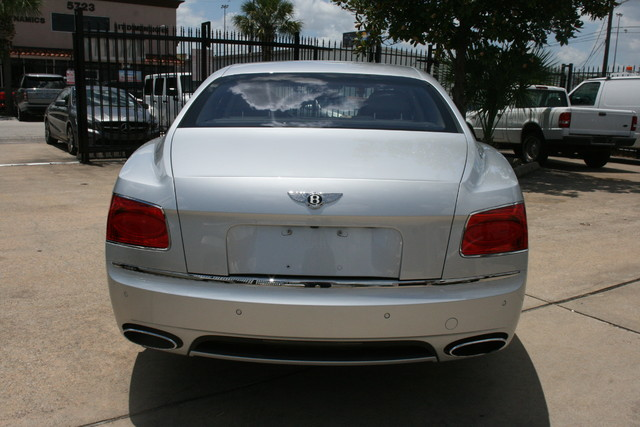 2014 Bentley Flying Spur Houston, Texas 4