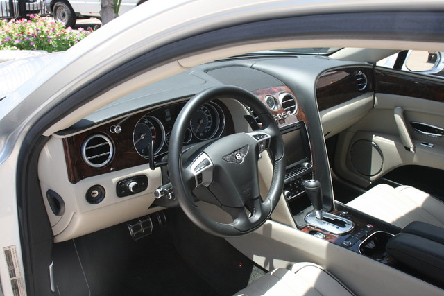 2014 Bentley Flying Spur Houston, Texas 7