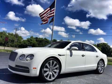 2014 Bentley Flying Spur $231k NEW*NAIM*GLACIER/SAFFRON*AWD*W12 in , Florida