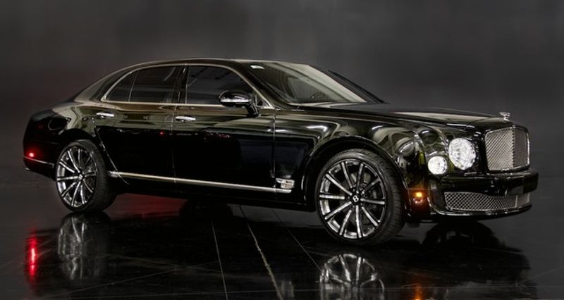 2014 Bentley Mulsanne  | Milpitas, California | NBS Auto Showroom