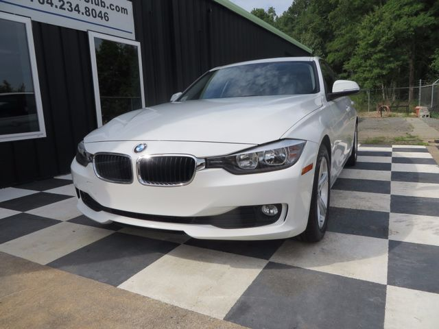2014 BMW 320i Charlotte-Matthews, North Carolina 22