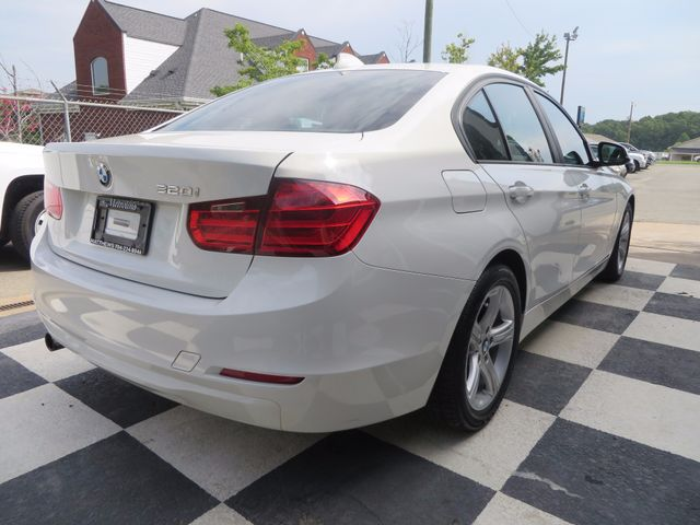 2014 BMW 320i Charlotte-Matthews, North Carolina 23