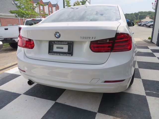 2014 BMW 320i Charlotte-Matthews, North Carolina 25