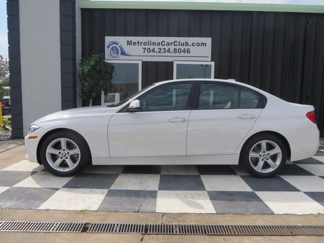 2014 BMW 320i Charlotte-Matthews, North Carolina 3