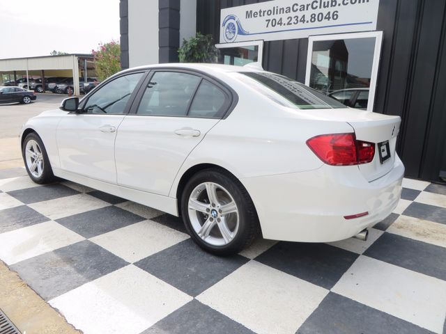 2014 BMW 320i Charlotte-Matthews, North Carolina 9