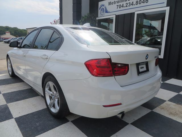 2014 BMW 320i Charlotte-Matthews, North Carolina 10