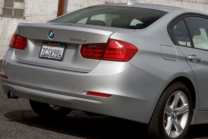 2014 BMW 328d - Navigation - Warranty - High-End sound  city California  MDK International  in Los Angeles, California