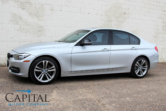 2014 BMW 328d xDrive AWD Sport Package Turbo Diesel with Navigation, Heated Seats, and Bluetooth Audio in Eau Claire