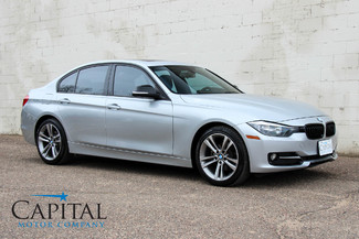 2014 BMW 328d xDrive AWD Sport Package Turbo Diesel with in Eau Claire, Wisconsin