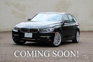 2014 BMW 328d xDrive AWD Turbo Diesel Sport Wagon w/ Navigation, Heated Seats & Bluetooth Audio in Eau Claire