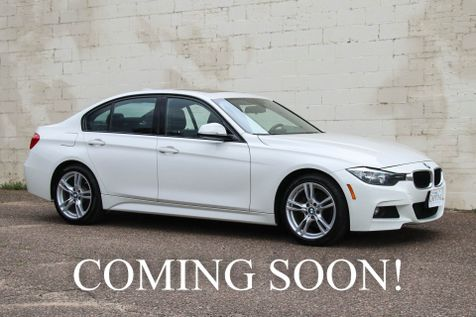 2014 BMW 328d xDrive AWD Turbo Diesel M-SPORT w/Navigation, Heated Seats, Comfort Access & Bluetooth Audio in Eau Claire