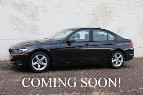 2014 BMW 328d xDrive AWD Turbo Diesel w/Navigation, Cold Weather Pkg & Bluetooth Audio in Eau Claire