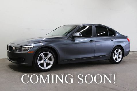 2014 BMW 328d xDrive AWD Clean Diesel w/Navigation, Cold Weather Pkg & Streaming Bluetooth Audio in Eau Claire