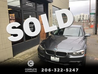 2014 BMW 328i xDrive All Wheel Drive 11,000 Original Miles! Navigation Luxury Cold Weather Premium Packages in Seattle