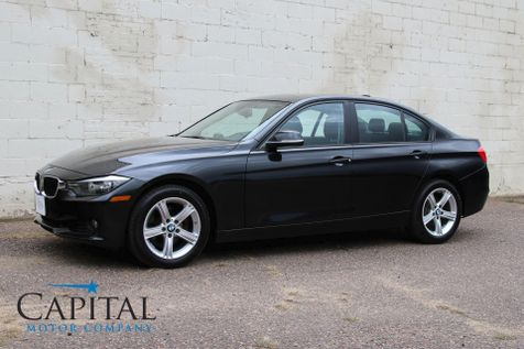 2014 BMW 328xi xDrive AWD 2.0T Turbo Luxury Sedan with Moonroof, Heated Seats & HiFi Audio in Eau Claire