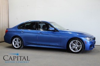 2014 BMW 335i xDrive AWD Luxury Sports Car w/M-Sport Pkg, Tech Pkg, Head-Up Display & Bluetooth Audio in Eau Claire