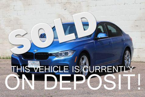 2014 BMW 335i xDrive AWD Luxury Sports Car w/M-Sport Pkg, Tech Pkg, Head-Up Display & Bluetooth Audio in Eau Claire