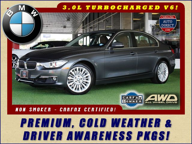 2014 BMW 335i xDrive AWD - PREMIUM/COLD WEATHER/DRIVER ASSIST PKGS! Mooresville , NC 0