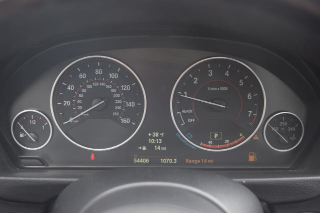 2014 BMW 335i xDrive 4dr Sdn 335i xDrive AWD Richmond Hill, New York 8