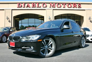 2014 BMW 335i xDrive Sport Sedan with Sport, Premium, Tech, Navigation, Convenience