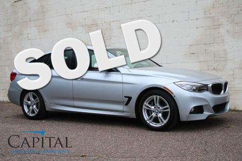 2014 BMW 335xi xDrive Gran Turismo M-Sport Pkg Turbo w/Navigation, Panoramic Roof & Harman/Kardon Audio in Eau Claire