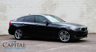 2014 BMW 335xi xDrive Gran Turismo Sport Hatchback w/ Techology Pkg, Heated Seats and Sport Package in Eau Claire