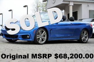 2014 BMW 4-Series 435i Convertible M Sport PKG in Alexandria VA